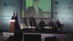 Moldova ICT Summit 2016. Prima conferință internațională privind drepturile și libertățile fundamentale ale utilizatorilor de internet din Republica Moldova