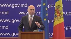 Prezentarea raportului de activitate al Guvernului Filip pentru primele 100 de zile de mandat