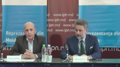 """Dezbateri publice cu genericul """"Relațiile moldo-române, pe final de mandat: evoluții, așteptări, măsurători ai calității"""""""