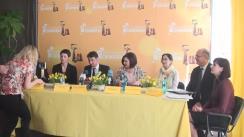 Conferință de presă privind deschiderea Festivalului Internațional de Film Documentar CRONOGRAF, ediția a XIII-a