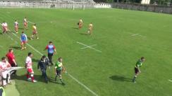 Meciul de Rugby între CS Dinamo București - U Cluj. Cupa României 2016