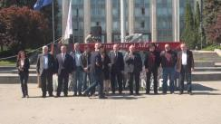 """Conferință de presă organizată de Consiliul Marii Adunări Naționale cu tema """"Acțiunile ilegale și criminale ale regimului față de cetățenii Republicii Moldova"""""""
