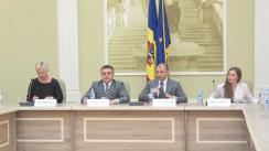 Consultare publică a proiectului Strategiei de Dezvoltare a Serviciului Penitenciar din Republica Moldova pentru perioada 2016 - 2020
