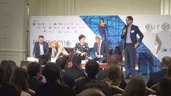 Deschierea Forumului EUROSFAT 2016. Lansarea platformei de sprijin RO2019