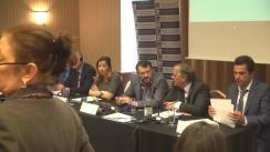 Forumul EUROSFAT 2016. Capacitatea administrativă - Cum să îmbunătățim calitatea și impactul proiectelor finanțate de Uniunea Europeană: Experiența României și a altor state membre