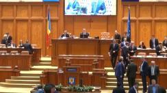 Ședința în plen a Camerei Deputaților României din 9 mai 2016