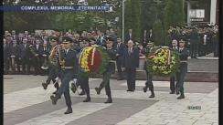 Mitingul comemorativ consacrat celei de-a 71-a aniversări de la încheierea celui de-al Doilea Război Mondial
