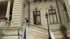 Recepție oferită de Președintele României, Klaus Iohannis, cu prilejul Zilei Europei