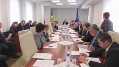 Ședința biroului permanent al Parlamentului din 11 mai 2016 (imagini protocolare)