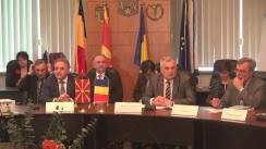 """Seminar de afaceri """"Prezentarea climatului de afaceri și investiții străine din Republica Macedonia"""""""