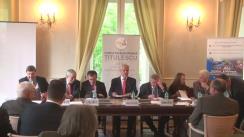 """Dezbaterea """"România – Republica Moldova: interes național și strategic, oportunități și provocări în mileniul III"""""""
