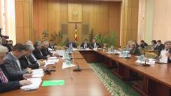 Ședința Comisiei naționale pentru consultări și negocieri colective din 17 mai 2016