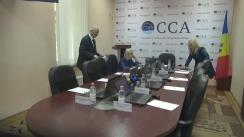 Ședința Consiliului Coordonator al Audiovizualului din 17 mai 2016