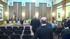 """Participarea Președintelui Camerei Deputatilor, Valeriu Zgonea, la evenimentul """"35 de ani de la  primul zbor al unui român în spațiul cosmic"""""""