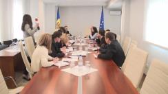 Ședința grupului de lucru CNP-2016