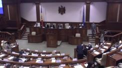 Ședința Comitetului Parlamentar de Asociere UE - Republica Moldova