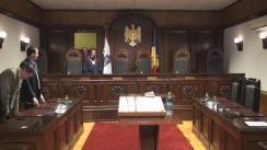 Hotărârea Curții Constituționale: Acces limitat la corespondența Agentului Guvernamental cu CEDO