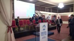 Prezentarea programului electoral al candidatului Partidului Mișcarea Populară la Primăria Sectorului 1, Eugen Tomac