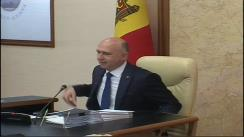 Ședința Guvernului Republicii Moldova din 25 mai 2016