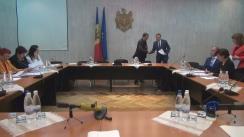 Ședința Consiliului Parlamentar pentru Integrare Europeană din 25 mai 2016