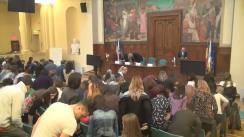 """Conferința """"Viitorul Europei în lumea actuală"""""""