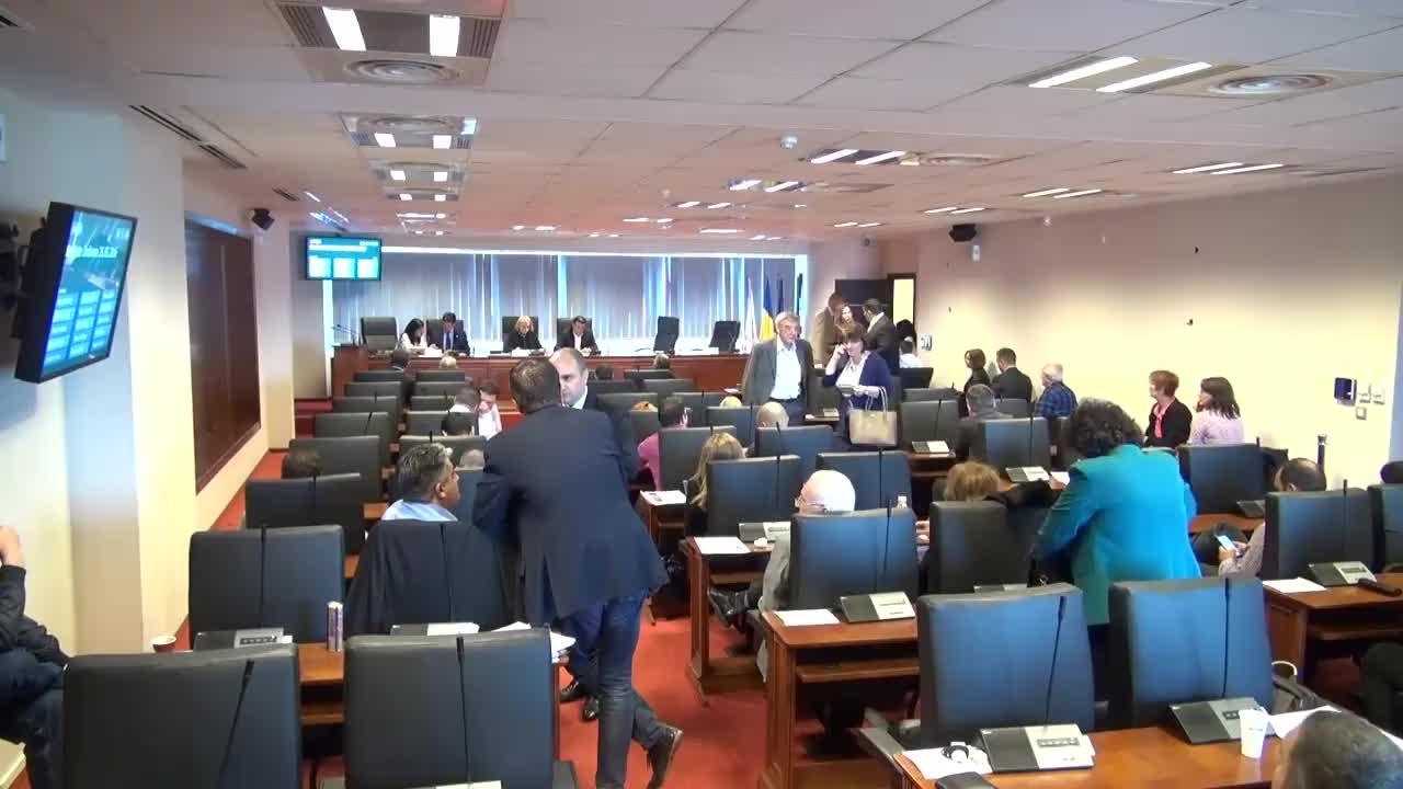 Ședința Consiliului General al municipiului București din 26 mai 2016