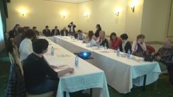 """Conferința VII din cadrul proiectului """"Inteligență în sănătate"""" cu tema """"Finanțarea sistemelor de sănătate în UE versus România"""""""