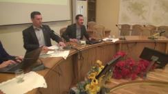 """Audieri publice organizată de Fracțiunea Blocului Electoral """"PPEM - Iurie Leancă"""" cu privire la dublarea funcțiilor unor structuri din cadrul CMC"""