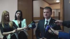Declarațiile lui Valeriu Munteanu după ședința Guvernului Republicii Moldova din 25 mai 2016