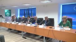"""Conferința internațională """"Dezvoltarea României și politicile anti-sărăcie. Eficiența răspunsurilor naționale date unei problematici internaționale"""""""