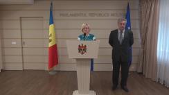 Declarația fracțiunii PCRM în timpul Ședinței Parlamentului Republicii Moldova din 27 mai 2016