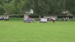 Meciul de fotbal: Bodea Sport 2005 vs. LTPS-2 2005. Campionatul Moldovei Copii și Juniori