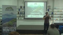 Prezentarea proiectului Școala de Mers pe Munte