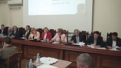 Ședința Colegiului Ministerului Sănătății cu ocazia prezentării noului mecanism de salarizare al medicilor
