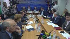 Ședința ANRE de examinare a legalității majorării prețurilor la produsele petroliere