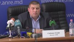 Declarațiile lui Sergiu Ciobanu după ședința ANRE de examinare a legalității majorării prețurilor la produsele petroliere