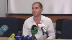 Declarațiile lui Sergiu Tofilat după ședința ANRE de examinare a legalității majorării prețurilor la produsele petroliere
