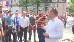 Flashmob organizat de Tineretul Democrat de Ziua Mondială Antifumat