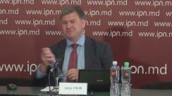 """Conferință de presă organizată de Asociația pentru Politică Externă cu tema """"Liniile roșii ale soluționării conflictului transnistrean"""""""