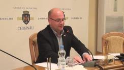 Ședința Consiliului Municipal Chișinău din 2 iunie 2016