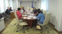 Ședința Comisiei politică externă și integrare europeană din 2 iunie 2016