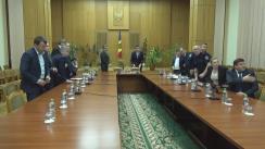 Ședință de urgență la Guvern privind accidentul aviatic din Cantemir