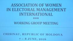 Crearea Asociației Internaționale a Femeilor din Managementul Electoral