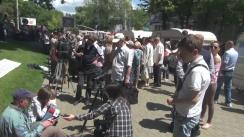 Protestul Antigenocid, organizat de Andrei Donică