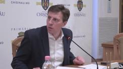Declarațiile lui Dorin Chirtoacă după Ședința Primăriei din 6 iunie 2016