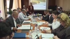 """Dezbateri publice organizate de către Comisia administrație publică, dezvoltare regională, mediu și schimbări climatice cu tematica """"Securitatea resurselor acvatice în Republica Moldova: riscuri și amenințări"""""""