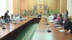 Ședința Comisiei interdepartamentale pentru ajutoarele umanitare