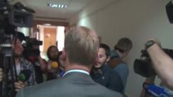 Declarațiile lui Dorin Drăguțanu după ședința de judecată din 7 iunie 2016 a dosarului ex-premierului Vlad Filat