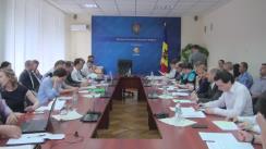 Ședința Grupului de lucru pentru reglementarea activității de întreprinzător din 8 iunie 2016