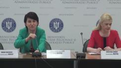 Dezbaterea publică a proiectului de Hotărâre a Guvernului privind liberul acces la informațiile de interes public